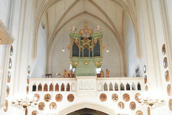 Malteserkirche Orgel