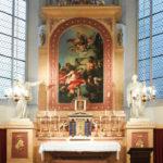 Malteserkirche Altar
