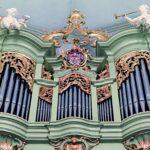 Malteserkirche Sonnholz-Orgel