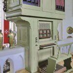 Malteserkirche Sonnholz-Orgel Rückseite
