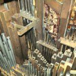 Malteserkirche Sonnholz-Orgel Pfeifenwerk