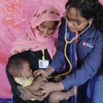 Malteser International Kampagne Weilfastenzählt Hilfe Bangladesch Cox's Bazar Refugee Camp