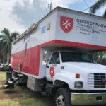 Hilfe beim Vulkanausbruch Fuego in Guatemala