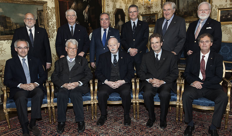 Gewählte Regierung Malteserorden Rom