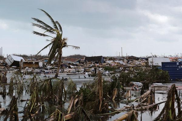 Malteser International Hurrikan Dorian Katastrophe MI