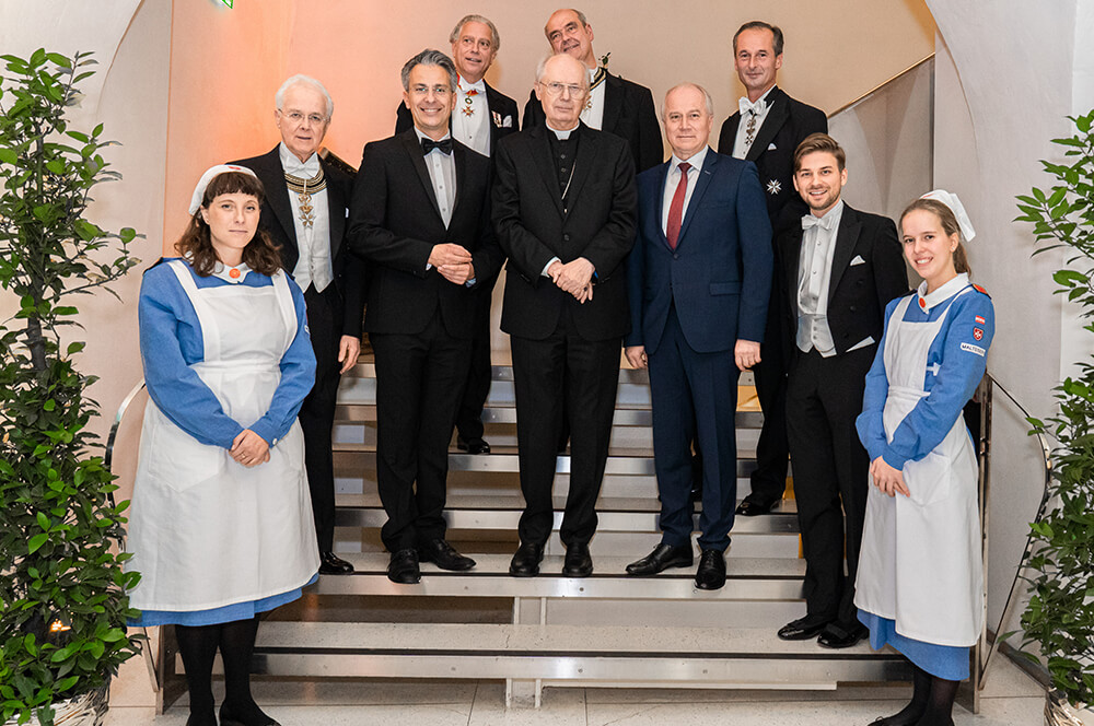 Malteser Benefizabend Steiermark Veranstaltung SMRO MHDA