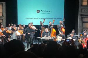 Musikalischer Abend Roma Veranstaltung SMRO Roma