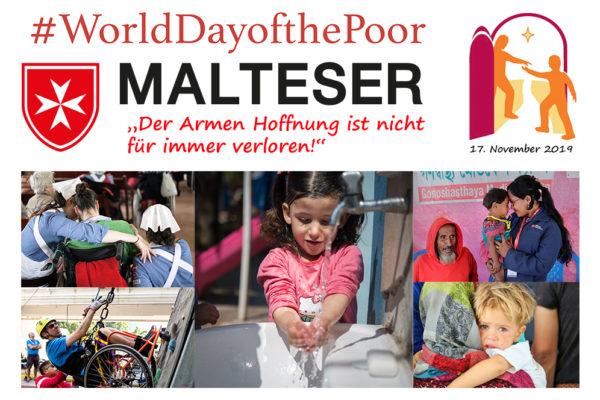 Welttag der Armen 2019 Veranstaltung Welttag SMRO World day of the poor