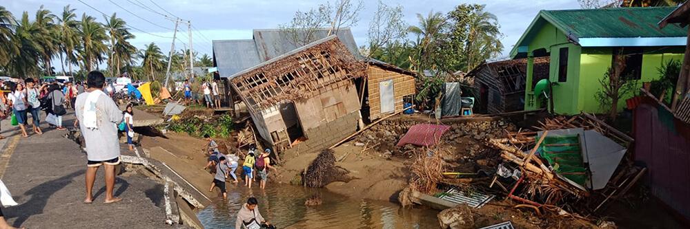 Malteser International Philippinen Taifun Kammuri Katastrophe MI