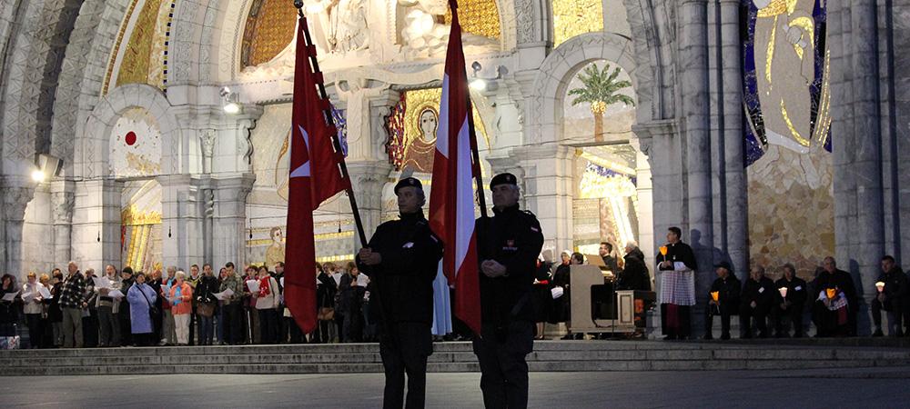 Malteser Wallfahrt Lourdes 2020 Tag 5 BB