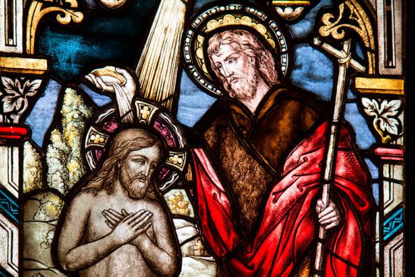 Titelbild Homepage Heiliger Johannes der Täufer 2