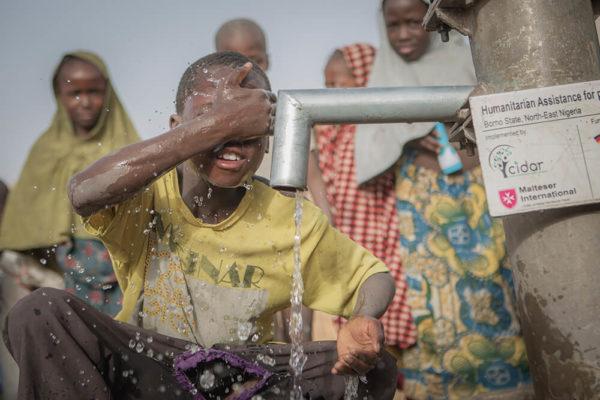 Malteser International 10 Jahrestag Menschenrecht Wasser 1 1