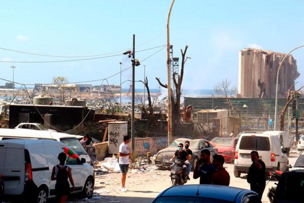 Malteser International Beirut Explosion 2020 5 2
