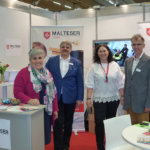 Malteser Care Messestand MC