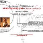 Malteser Benefizkonzert Stmk Kunstgenuss