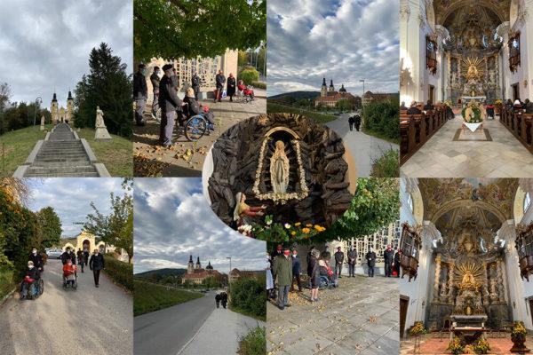 Malteser Steiermark Bereichswallfahrt Mariatrost