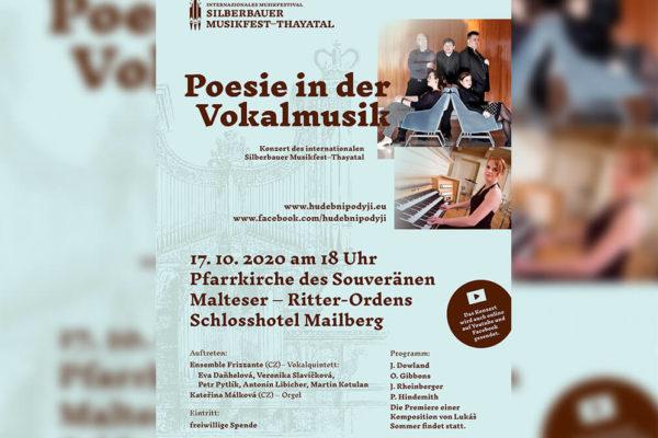 Schloss Mailberg Musikfestival 2020 1