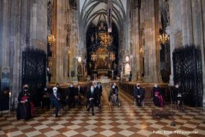 Gottesdienst Stephansdom Opfer Anschlag 20201103 11