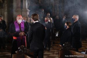 Gottesdienst Stephansdom Opfer Anschlag 20201103 3