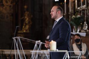 Gottesdienst Stephansdom Opfer Anschlag 20201103 8