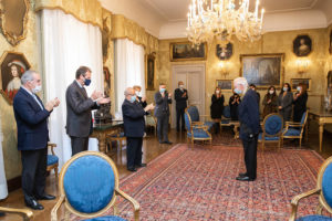 Malteserorden Rom Auszeichnung interemistischer Statthalter Rom Grossmeister Statthalter