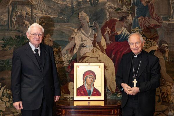 Malteserorden Rom Treffen Sonderdelegat