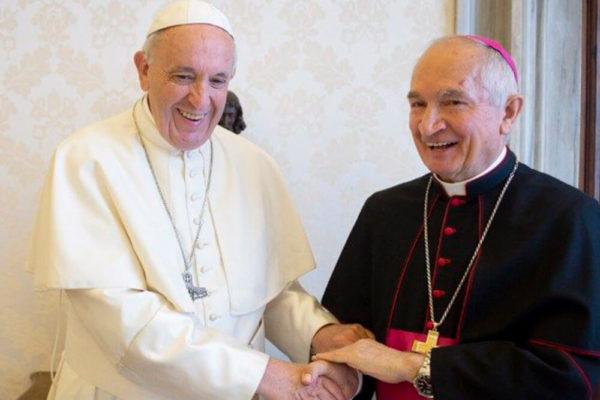 Neuer Kardinal Tomasi