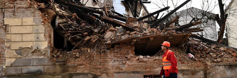 Kroatien Erdbeben 2020 BB