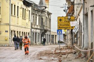 Kroatien Erdbeben 2020 4