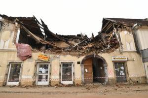 Kroatien Erdbeben 2020 7
