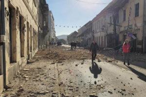 Malteser International Kroatien Erdbeben 2020 1