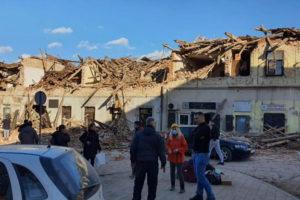 Malteser International Kroatien Erdbeben 2020 2