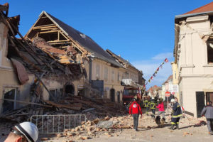 Malteser International Kroatien Erdbeben 2020 3