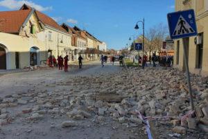 Malteser International Kroatien Erdbeben 2020 4