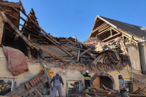 Malteser International Kroatien Erdbeben 2020 6