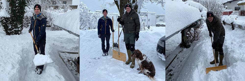 Malteser Tirol helfen Winterdienst Jaenner BB