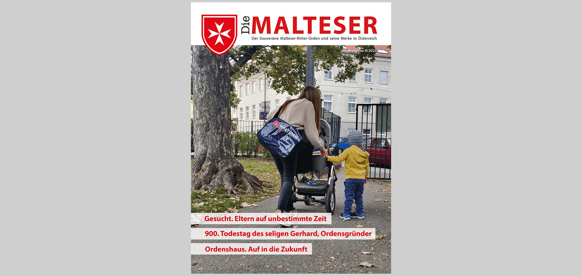 Malteserorden 2000x950 Zeitung Cover