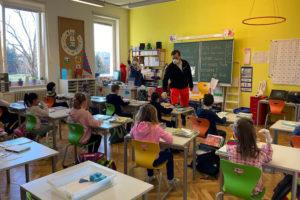Malteser Steiermark Unterstuetzung Coronatests Schulstart 2