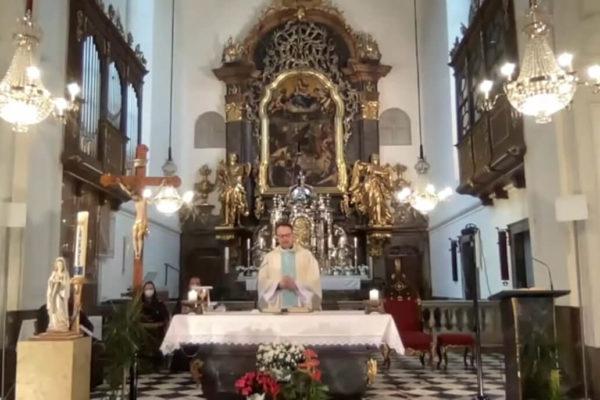 Titelbild Video Malteser Steiermark Lourdesmesse