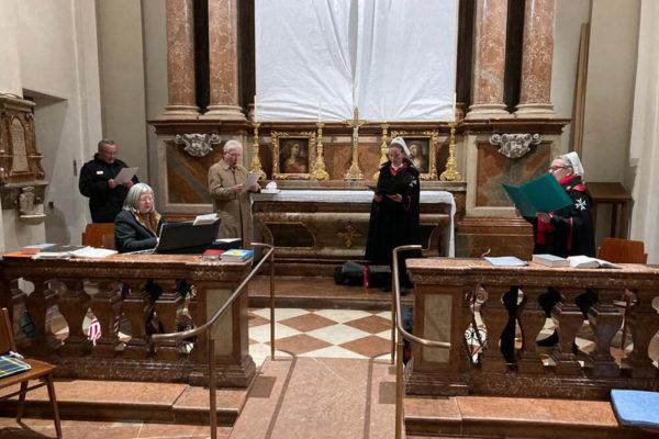 Malteser Salzburg Messe am Weltkrankentag 2