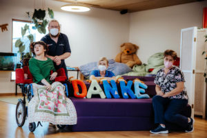 Malteser Kinderhilfe Traumschaukel Stadtmarketing Amstetten 2