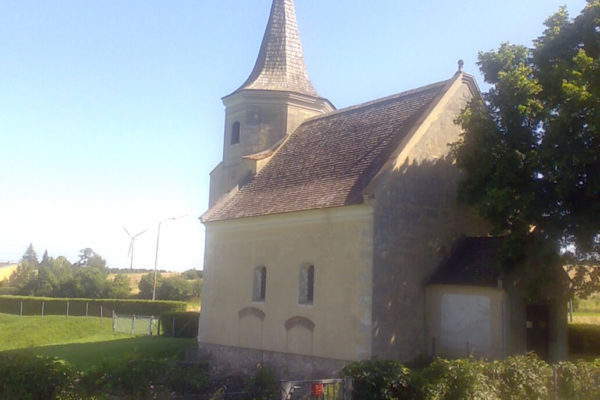 Titelbild Kirche Unterlaa
