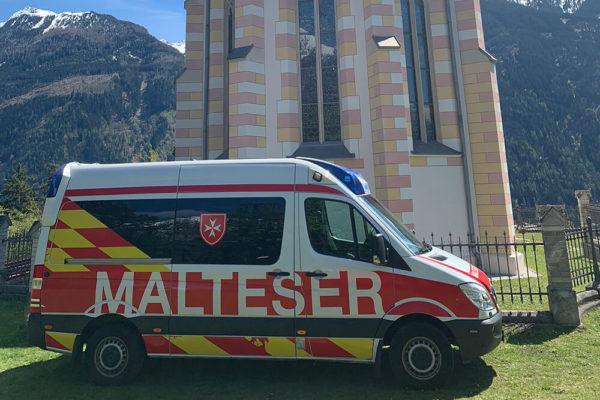 Malteser Tirol Maiausfluege 2