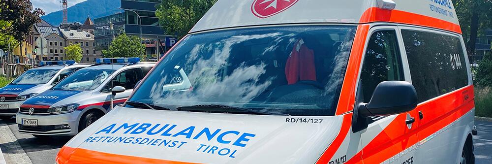 Malteser Tirol Rettungsdienst BB