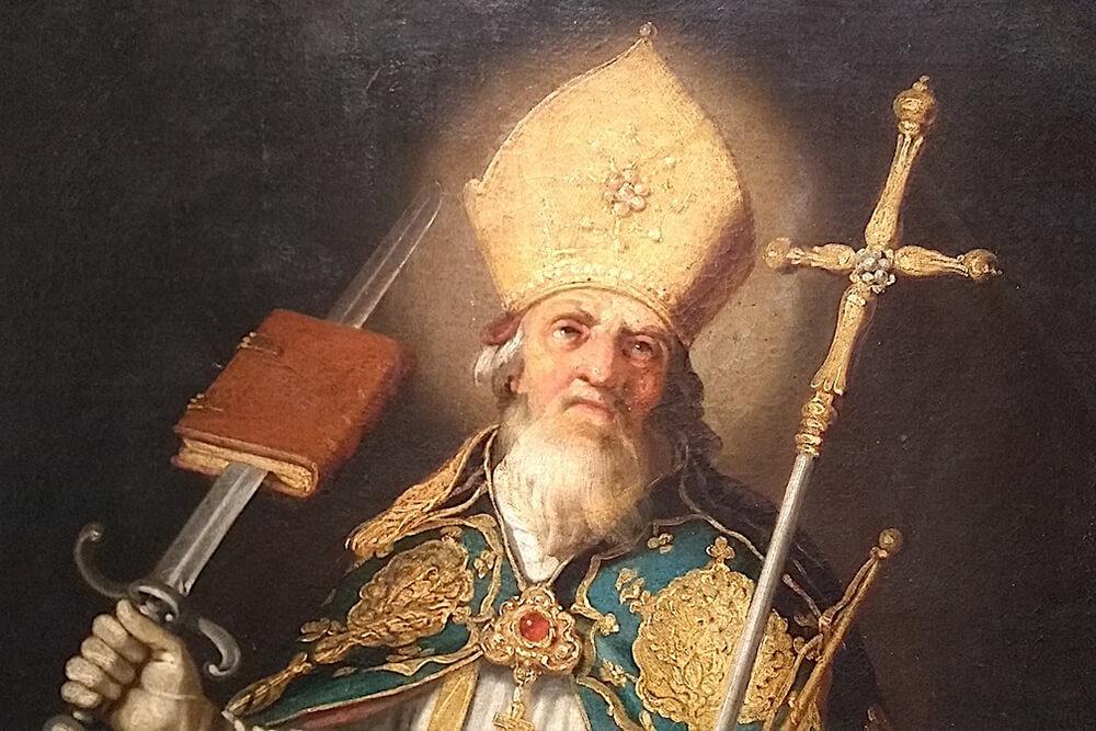 Heiliger Bonifatius TB