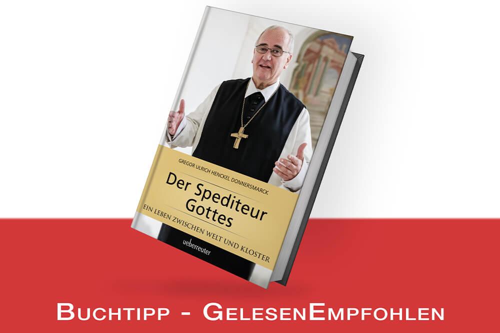 Buch Der Spediteur Gottes TB