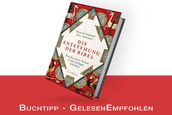 Buch Die Entstehung der Bibel TB