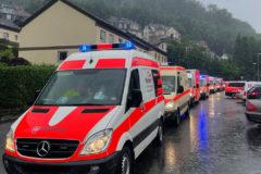 Malteser Deutschland Hochwasser bedrohlich TB