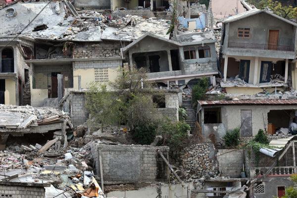 Malteser International Erdbeben Haiti