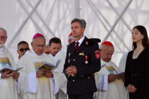Malteserorden Slowakei Hilfe Papstreise 2